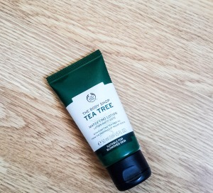 The Bodyshop Tea Tree Mattifying lotion